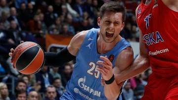 Euroliga koszykarzy: Valencia Basket - Zenit Sankt Petersburg. Transmisja na Polsatsport.pl