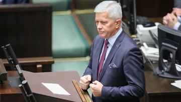 Kolejny zakażony parlamentarzysta. To poseł Koalicji Polskiej-PSL