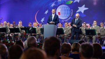 """Forum Ekonomiczne w Krynicy zostanie odwołane? Miasto jest w """"czerwonej"""" strefie"""
