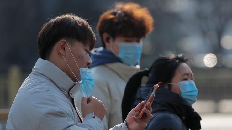 Blokada 11-milionowego miasta w Chinach. 17 ofiar epidemii