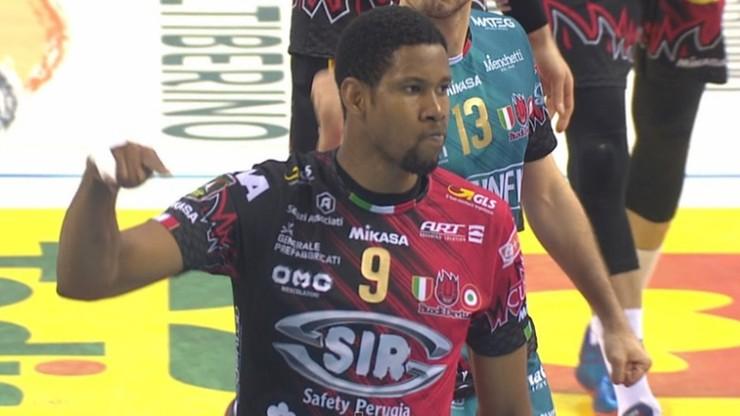 SuperLega: Sir Safety Conad Perugia - Calzedonia Werona. Transmisja w Polsacie Sport Extra