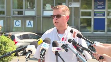 Kolarz Fabio Jakobsen wybudzony ze śpiączki. Wypadek na Tour de Pologne