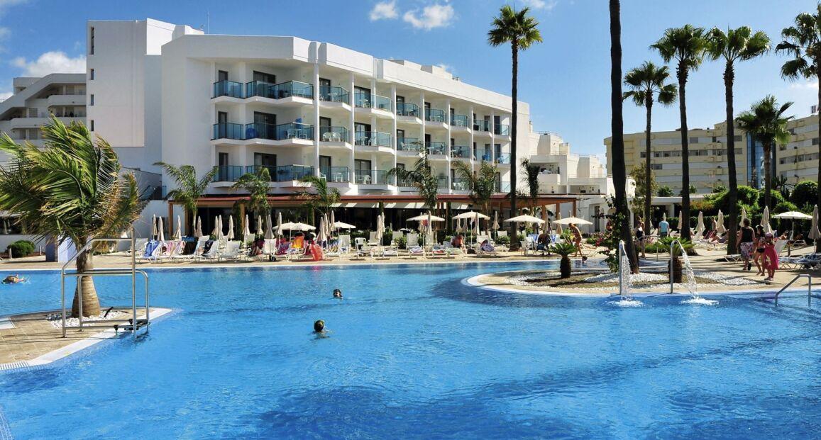Hipotels Cala Millor Park Appartments Majorka Hiszpania Opis Hotelu Opinie Zdjęcia Tui