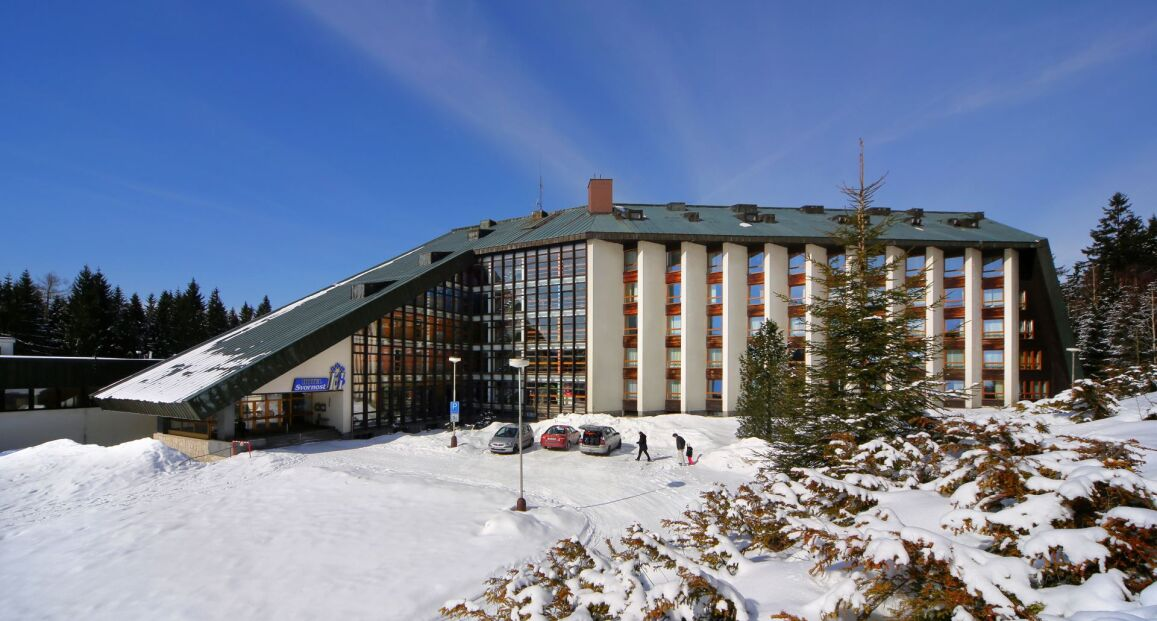 Wellness Hotel Svornost Harrachov  Harrachov